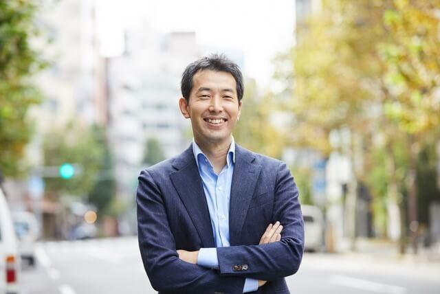 <center>michinaru株式会社 代表取締役 菊池龍之氏</center><p></p>