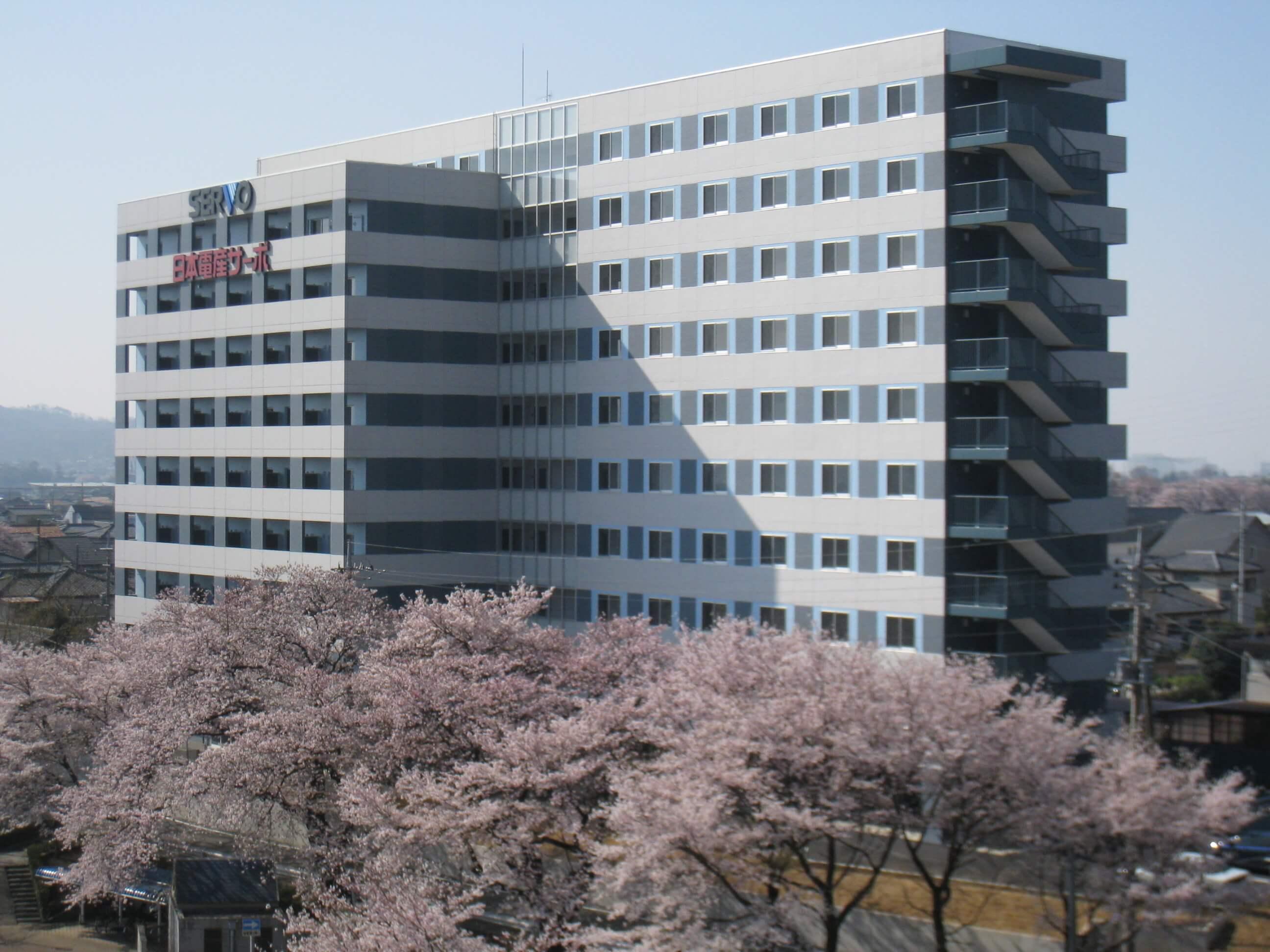 日本電産サーボ株式会社