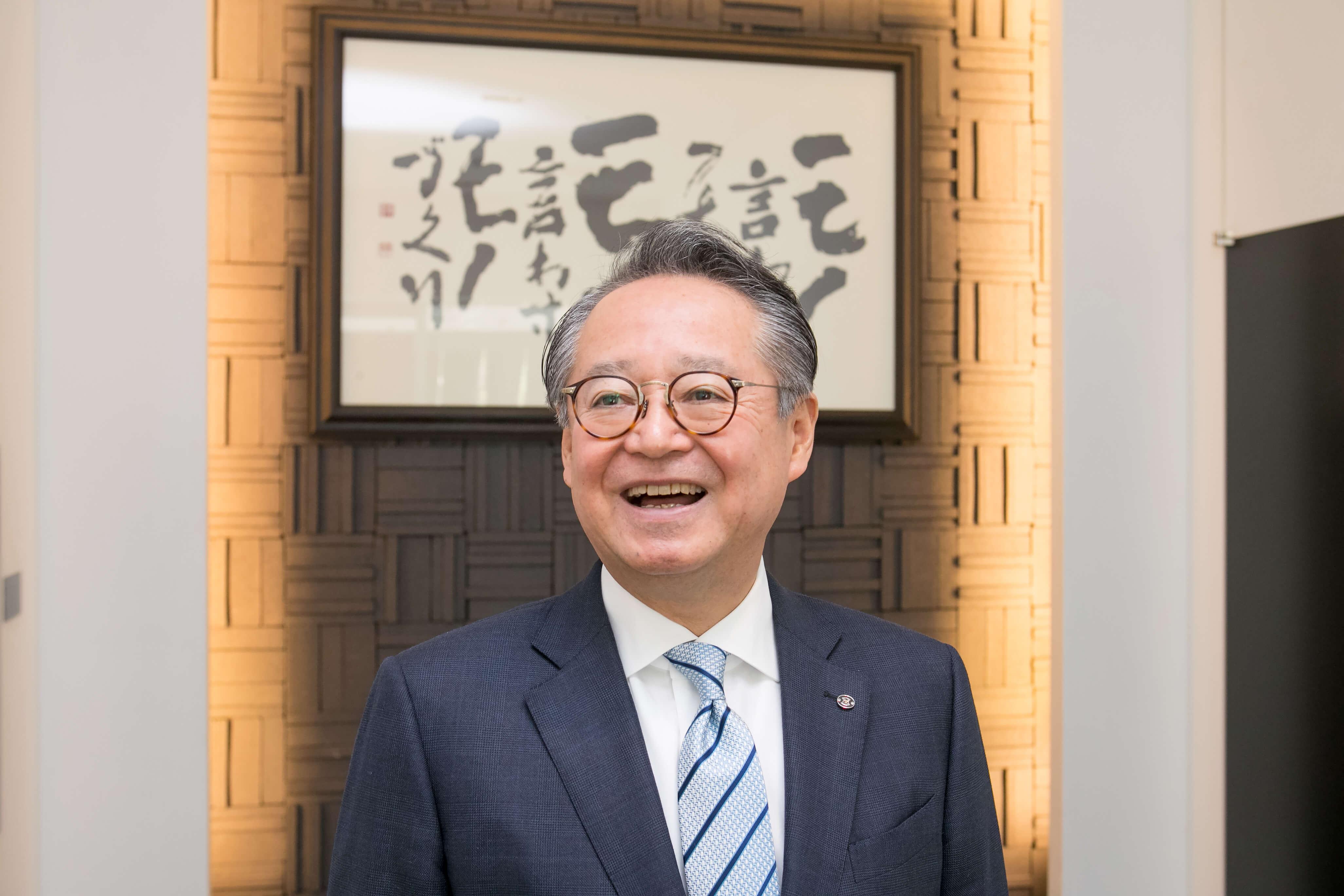 地方の企業の頑張りから、日本を元気にしたい