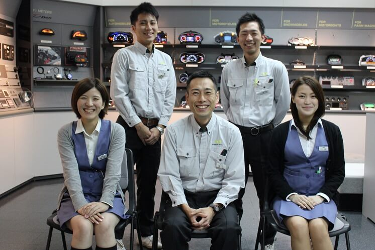 日本精機株式会社