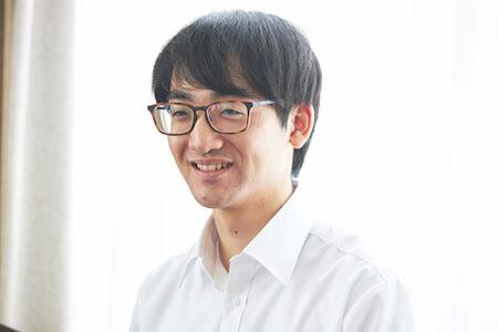 有賀俊裕さん(長野県出身 都内の大学で農学部に在籍)